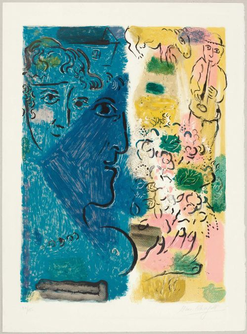 Marc chagall valuations browse auction results Mearto