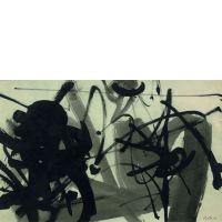 Jean MIOTTE (Né en 1926) - SANS TITRE - 1958
