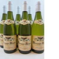 6 bouteilles BOURGOGNE ALIGOTE 2012 Coche Dury -