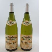 2 bouteilles MEURSAULT 2006 Coche Dury -