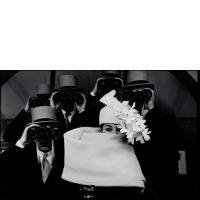Frank HORVAT (Né en 1928) - GIVENCHY HAT (A), JARDIN DES MODES, PARIS