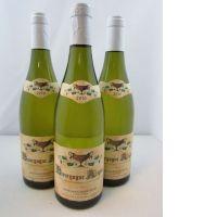 6 bouteilles BOURGOGNE ALIGOTE 2010 Coche Dury -