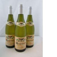 7 bouteilles MEURSAULT 2010 Coche Dury -