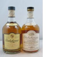 2 bouteilles WHISKY DALWHINNIE Single Malt -