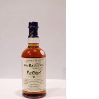 1 bouteille WHISKY - BALVENIE MALT 21 ANS -