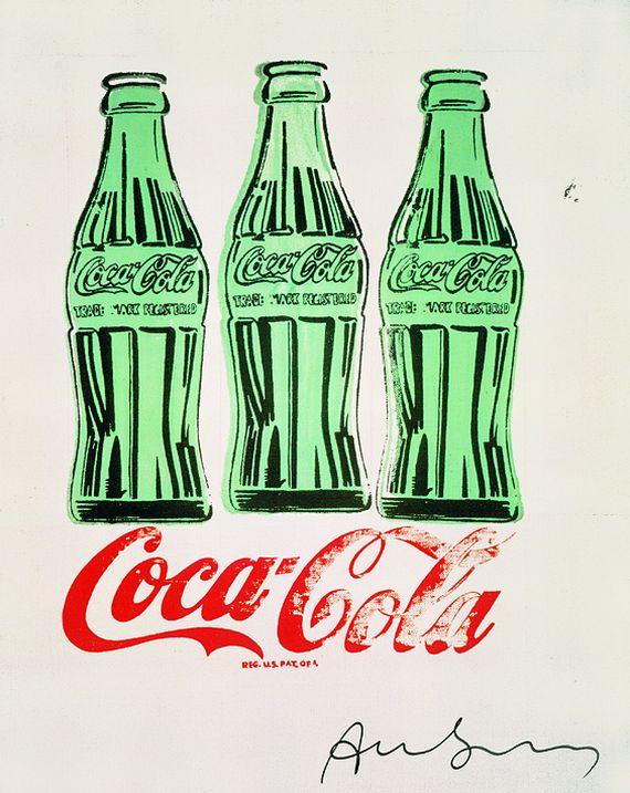 Andy WarholCoca-Cola