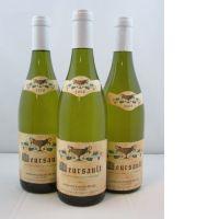 6 bouteilles MEURSAULT 2008 Domaine Coche Dury -