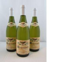 6 bouteilles MEURSAULT 2009 Domaine Coche Dury -