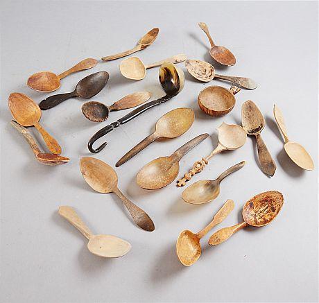 Spoons Birgit Norén