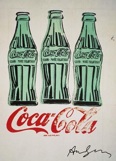 Andy WarholCoca Cola