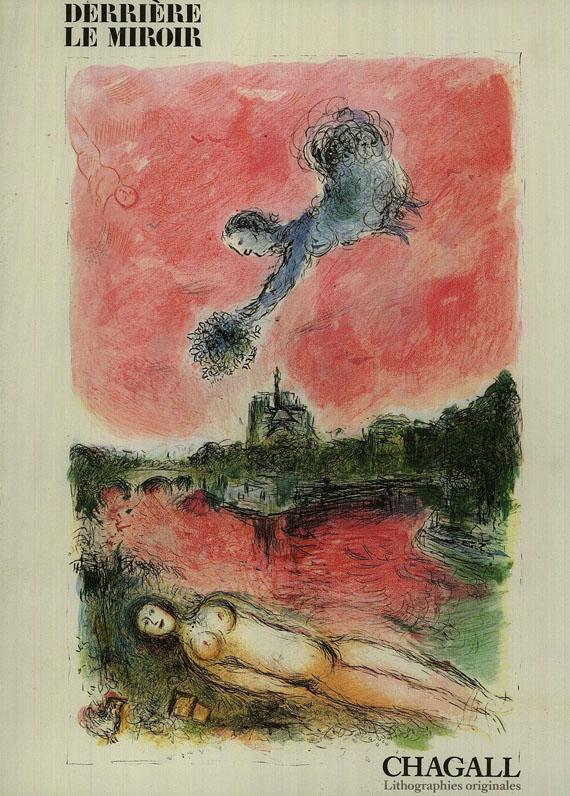 Marc ChagallLitograph IV-V und 1 Heft DLM, 1974-1984