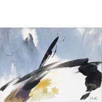 Jean MIOTTE (né en 1926) - COMPOSITION, 1992