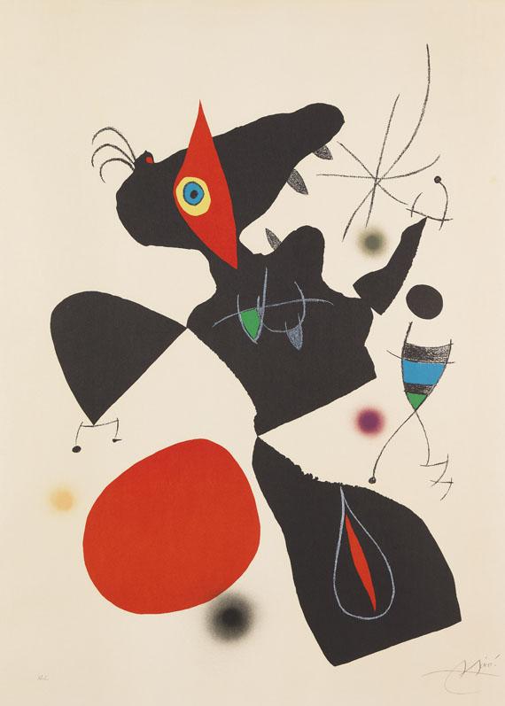 Joan MiróOda a Joan Miró, 1973.