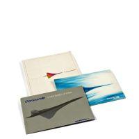 CONCORDE - Brochures Air France et Aérospatiale / British Aircraft Cor