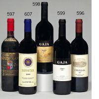 1 bouteille Italie - BOLGHERI 1995 Ornellaia