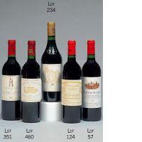 1 bouteille CHATEAU AUSONE 1990 1er GCC (A) Saint Emilion (photo)
