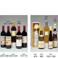 12 bouteilles CHATEAUNEUF DU PAPE 1989 CHATEAU Beaucastel