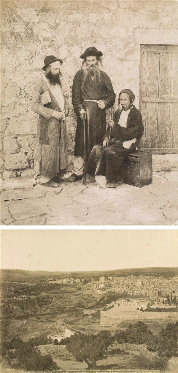 Photographies /  BONFILS.- Palestine, Syrie.
