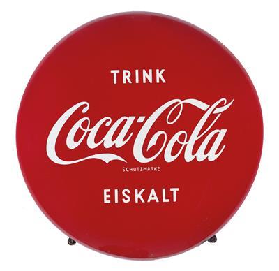 TRINK COCA-COLA EISKALT