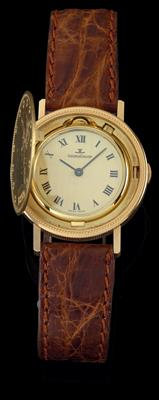 Jaeger LeCoultre 'Ten Dollar coin watch'