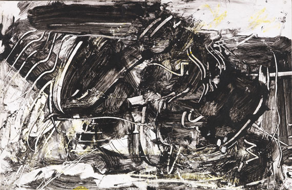 emilio vedova essays Emilio vedova (9 august 1919 – 25 october 2006) was a modern italian painter, considered one of the most important to emerge from his country's artistic scene, arte informale life vedova was born in venice into a working-class family.