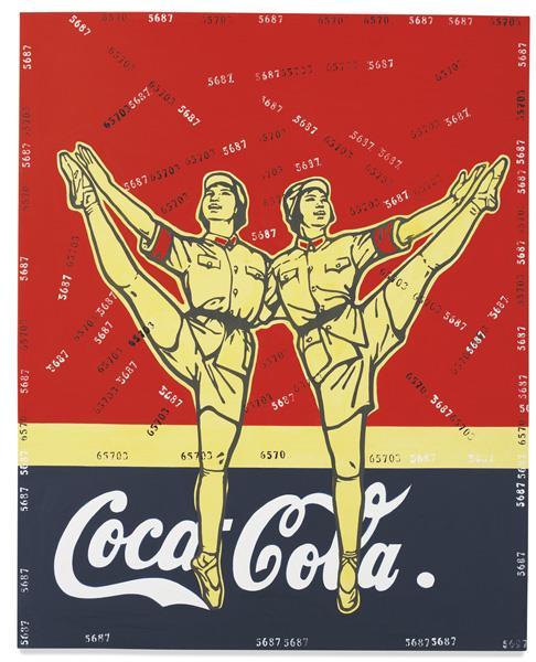Untitled (Coca-Cola)