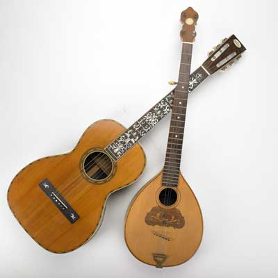 MUSICAL INSTRUMENTS:...