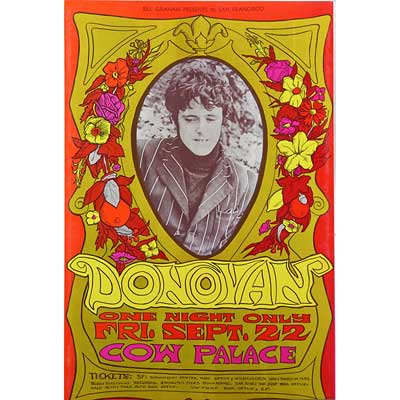 CONCERT POSTER COLLECTION; Group of...