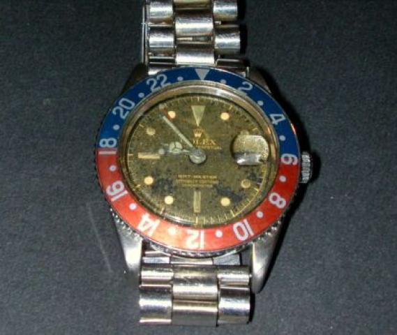 Gentleman''s Stainless Steel Wristwatch