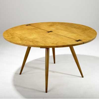 GEORGE NAKASHIMA Dining table with...