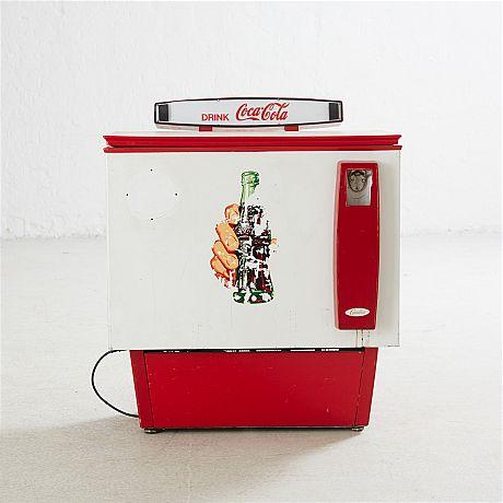 Cornelius läskkyl Coca-Cola