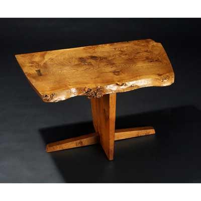 GEORGE NAKASHIMA Conoid side table,...