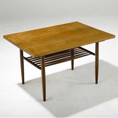 GEORGE NAKASHIMA Side table with...