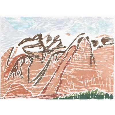 CONTEMPORARY ART; Four artworks:...