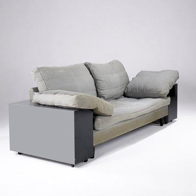 EILEEN GRAY Lota sofa upholstered...