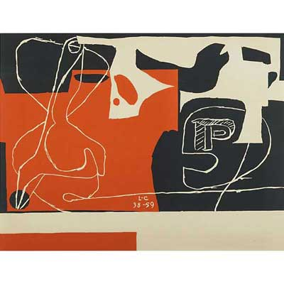 Le Corbusier (Swiss/French,...