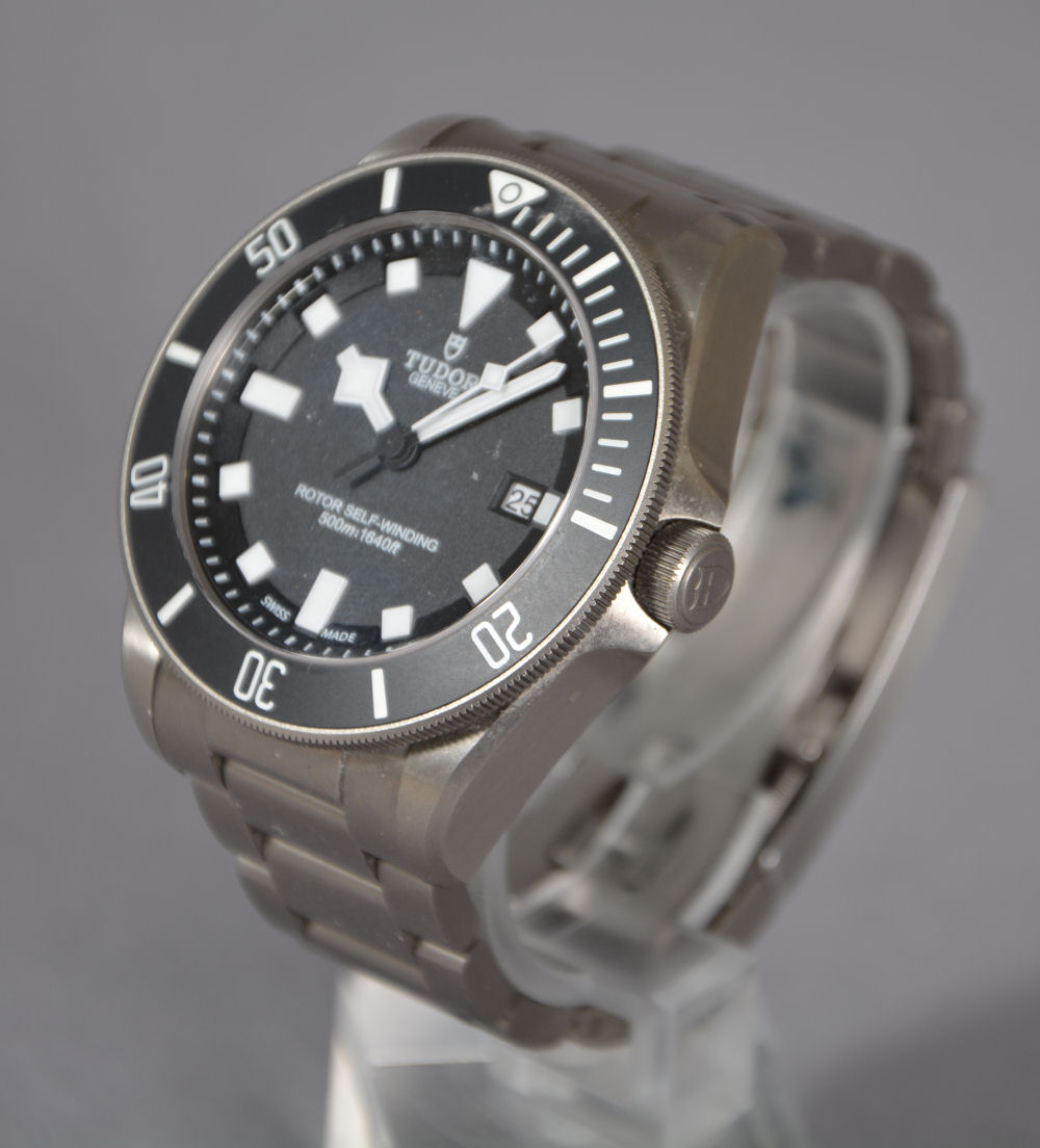 Tudor, men's watch, model Pelagos