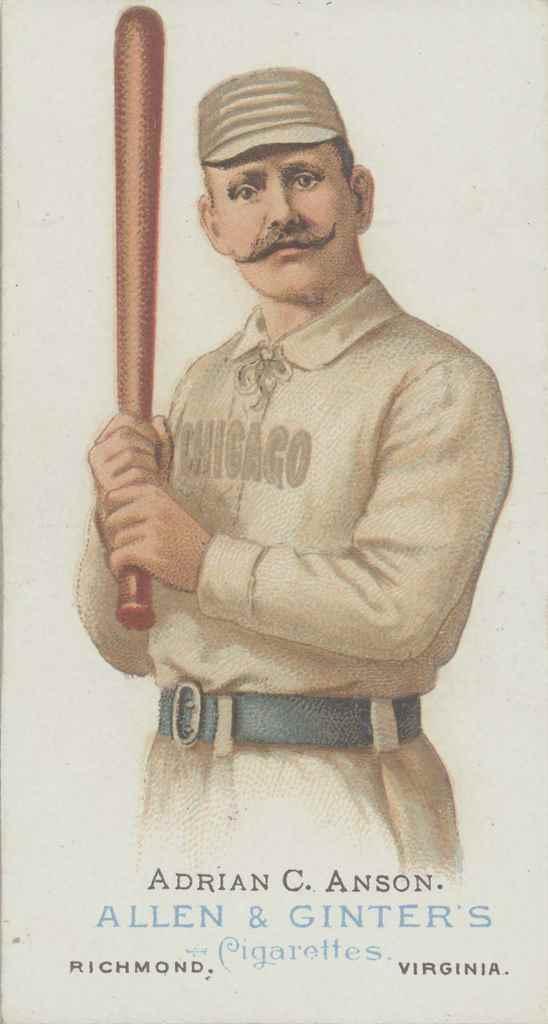 1887 N28 ALLEN & GINTER BASEBALL CARD SET