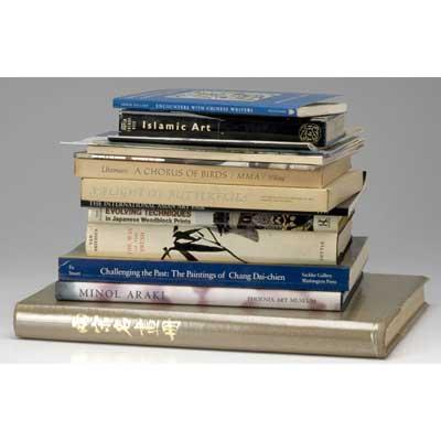 ASIAN & ISLAMIC ART BOOKS...