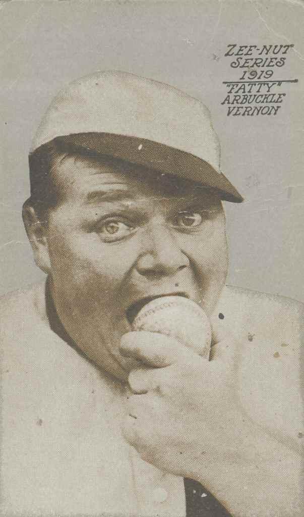 "1919 ZEENUT ""FATTY"" ARBUCKLE"