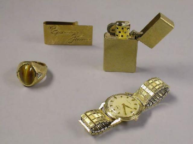 Group of Assorted Gentleman's Items