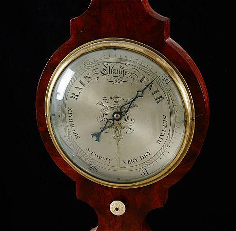 barometer England