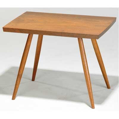 GEORGE NAKASHIMA Walnut End table....
