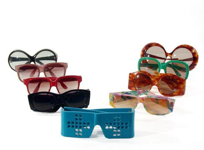 Nine Pairs of Sunglasses