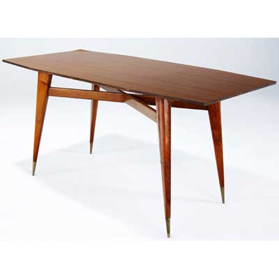 GIO PONTI Dining table with...