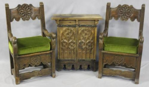 Antique Furnitures Found In Realised Prices
