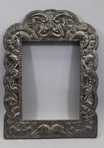 Antique .925 Sterling Silver Picture Frame
