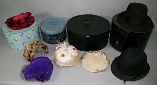 Vintage and Antique Hats