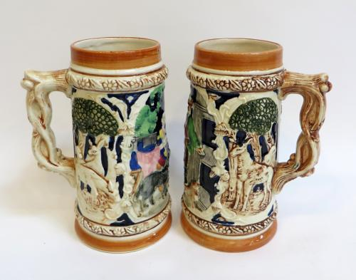 Two Beer Steins