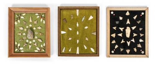 A Group of Arrowheads from Missouri Area
